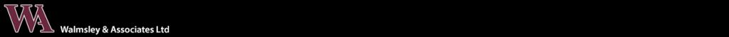 Walmsleys logo